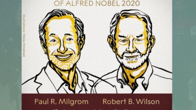 Nobel Prize in Economics goes to Paul R. Milgrom, Robert B. Wilson
