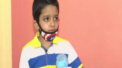 Photo of 8-yr-old boy raises Rs 2 lakh to pay exam fee of over 100 poor students