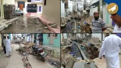 Photo of Residents of Baba Nagar facing difficulties due to Drainage work delay