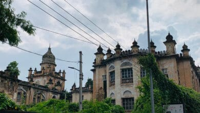 Photo of Osmania General Hospital docs ask to reopen heritage block