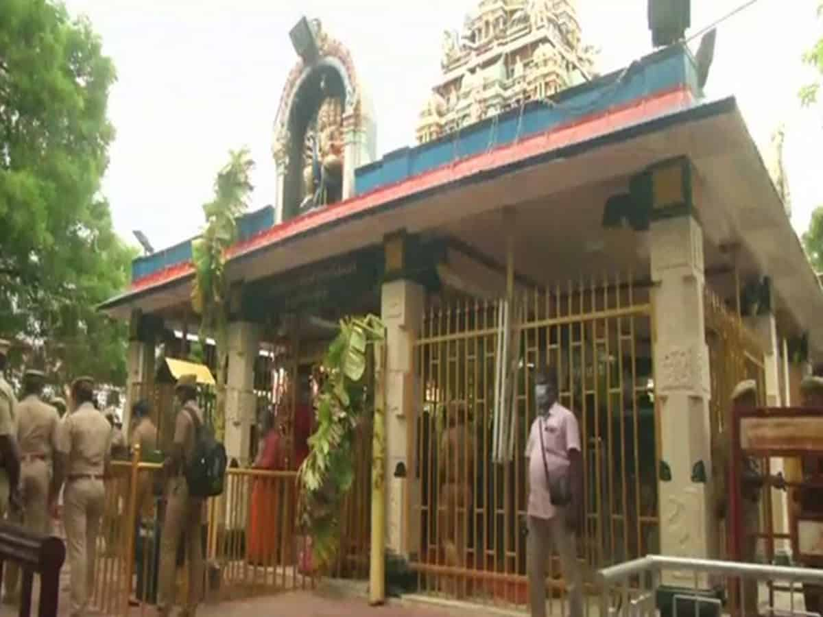 Tamil Nadu CM pays tribute to freedom fighter Muthuramalingam