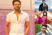 Photo of HBD Prabhas: Celebs pour in special birthday wishes to the Rebel Star
