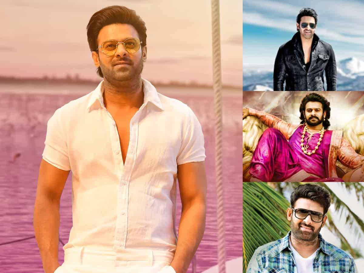 HBD Prabhas: Celebs pour in special birthday wishes to the Rebel Star