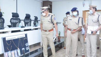 Photo of Rachakonda police arrests Nepalese burglary gang
