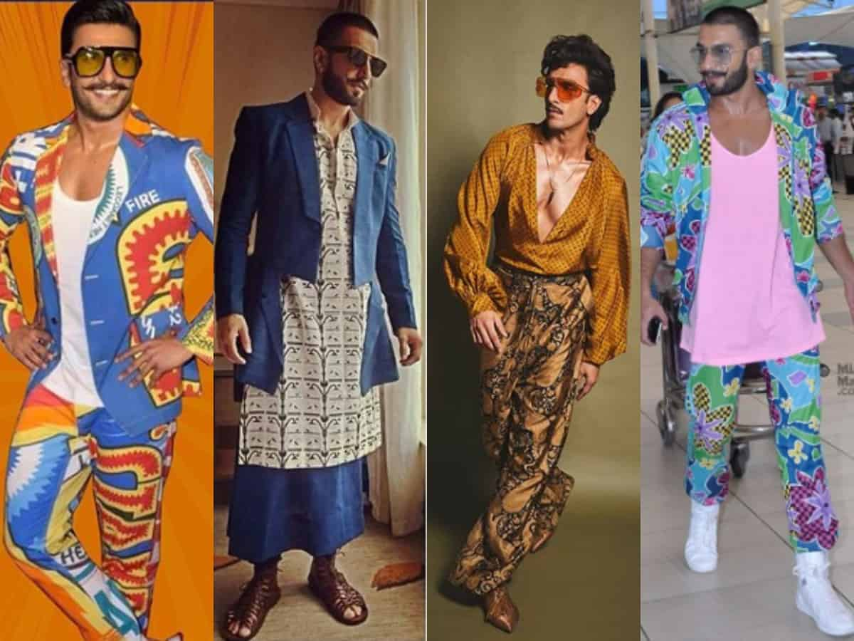 Ranveer Singh that are perfect for New Year's Eve
