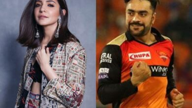 Photo of Here's why google search is showing Anushka Sharma as Rashid Khan's wife!