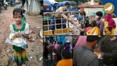 Photo of Hyderabad flood relief: Siasat millat distributes food items for second day