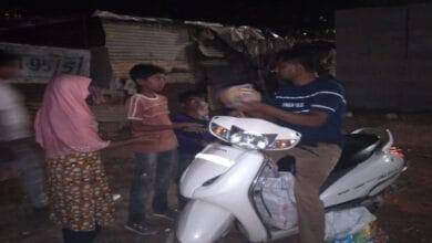 Flood relief: Siasat Roti bank distributes food in slum areas
