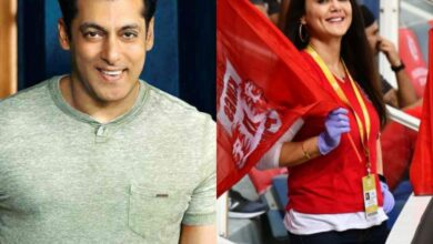 Photo of Salman Khan's old tweet on Preity Zinta's KXIP goes viral