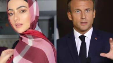 Sana Khan comments over France row, says Macron needs 'mental help'