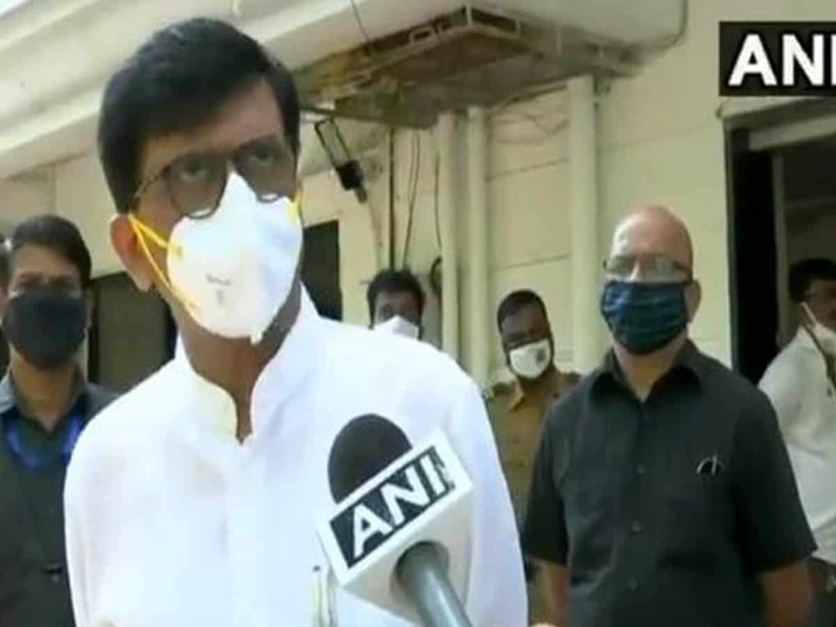 There are only 2 Governors in India -- Maharashtra and West Bengal: Sanjay Raut
