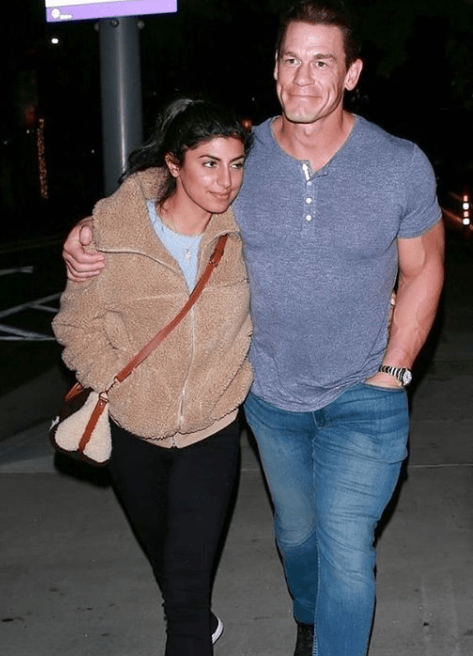 Know about John Cena's lady love Shay Shariatzadeh & the couple's net worth