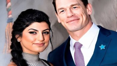 Photo of Know about John Cena's lady love Shay Shariatzadeh & the couple's net worth