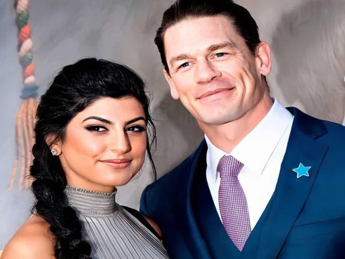 Know about John Cena's lady love Shay Shariatzade & the couple's net worth