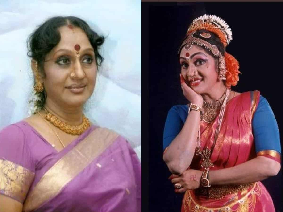 Shobha Naidu, an eminent Kuchipudi dancer and Padmashri Awardee dies in Hyd