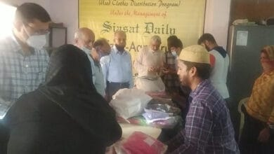 Photo of Flood relief: Siasat Millat Fund, Faiz-e-Aam distribute essentials