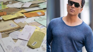 'Messaih of Migrants' Sonu Sood shares a glimpse of 'help mails'