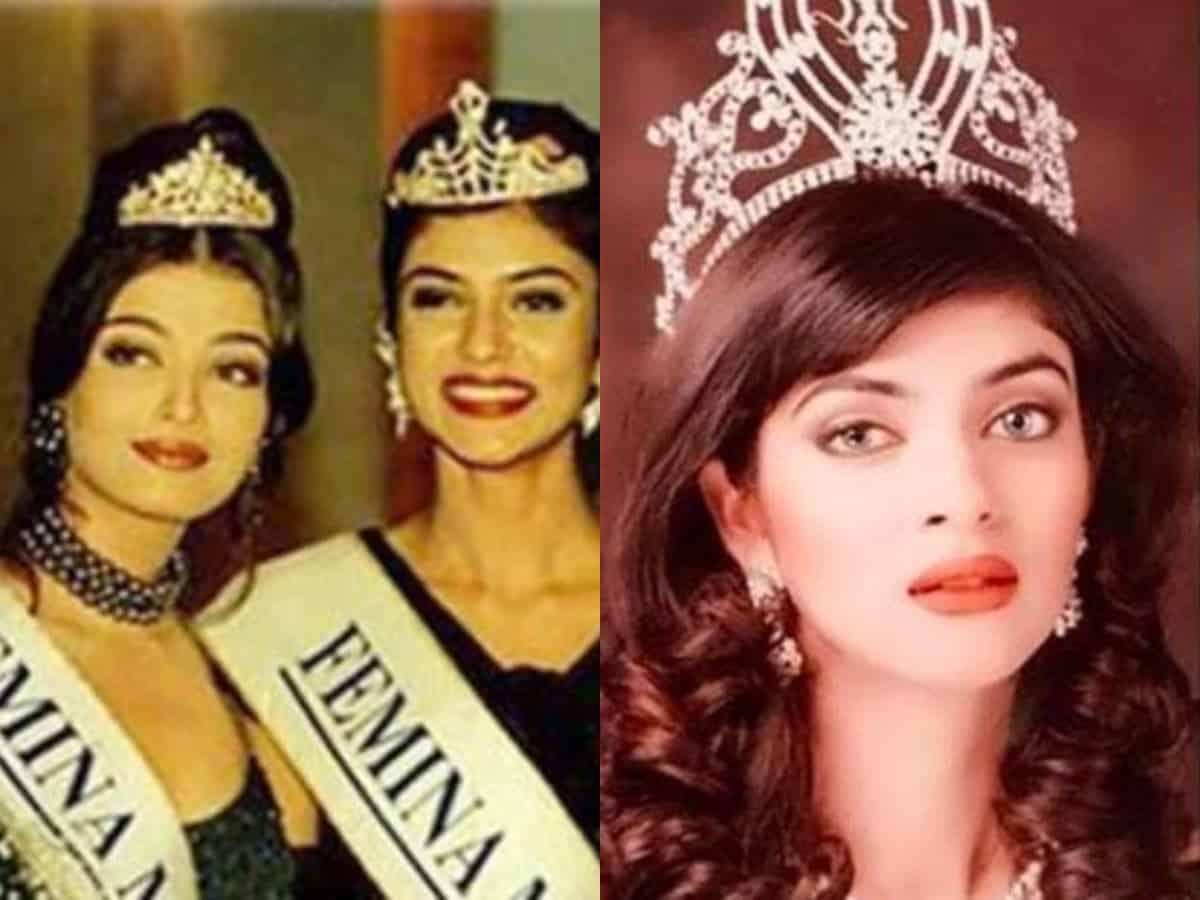 When Sushmita Sen won Miss India crown defeating Aishwarya Rai