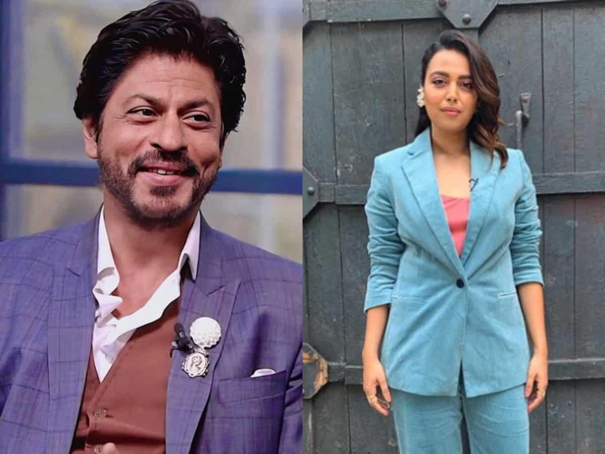 Flashback Friday! When Swara Bhasker was drunk & harassed SRK