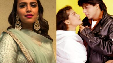 Photo of Here's why Swara Bhasker criticised SRK's character Raj from DDLJ