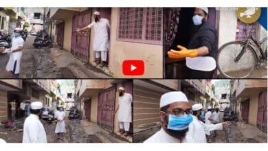 Photo of Tablighi Jamaat members become flood warriors in Hyderabad