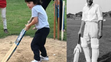 Cricket in genes! Bebo asks a spot for Taimur Ali Khan in IPL 2020
