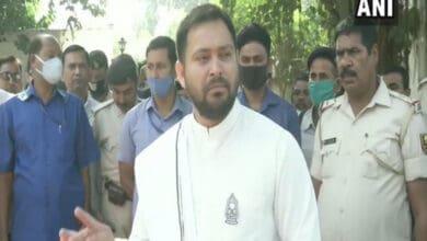 Photo of Nitish Kumar does not speak on real issues of Bihar: Tejashwi Yadav