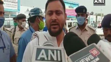 Photo of Tejashwi Yadav slams Yogi, says unemployment, poverty matter for Bihar polls