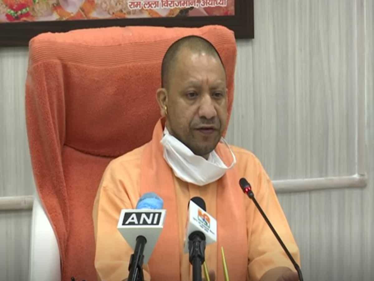CM Yogi inaugurates One District, One Product virtual fair