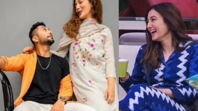 Photo of Here's what Gauahar Khan said about marriage reports with Zaid Darbar