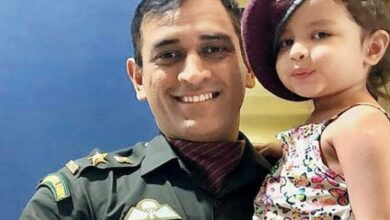 16-year-old arrested for sending rape threats to Dhoni's daughter Ziva
