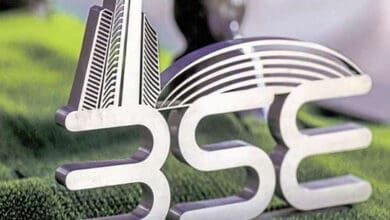 Sensex tumbles 900 points, gives up 49K-mark
