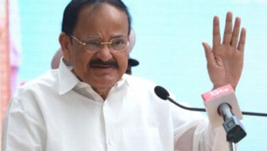 Photo of VP Naidu urges people to go 'local for Diwali'