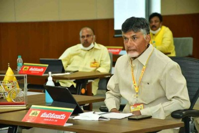 14 TDP legislators suspended on first day of Assembly