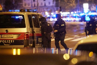 14 arrested in connection to Vienna shootings