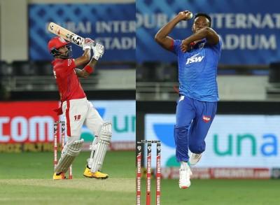 Rahul walks away with Orange Cap, Rabada takes Purple Cap