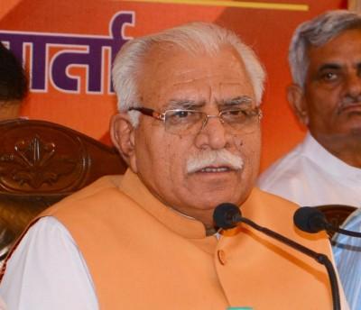 Haryana to distribute 1 crore face masks: Khattar