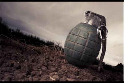 2 injured in grenade attack on security forces in Pulwama