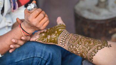Photo of Preparations for Karwa Chauth festival in Delhi