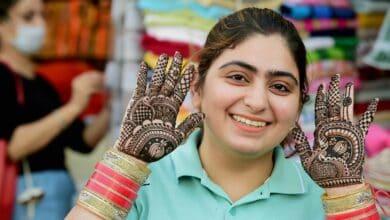 Photo of Eve of Karwa Chauth