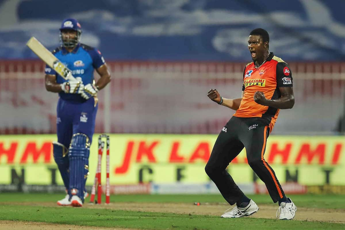 IPL 2020 Match 56: SRH vs MI