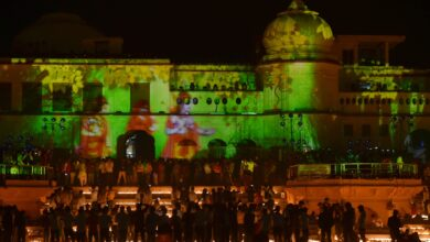Photo of Diwali celebrations in Ayodhya