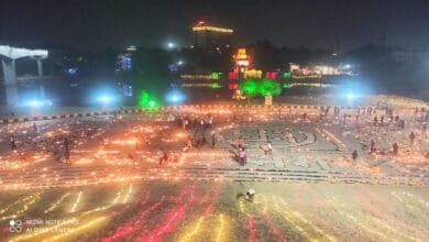 Photo of Diwali celebrations across the country