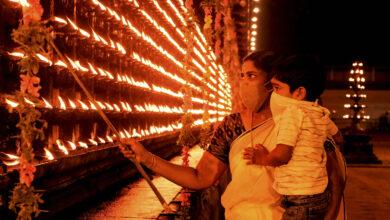 Photo of Diwali celebrations in India