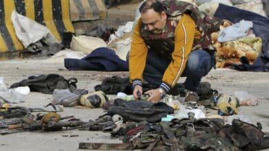 Photo of Jammu: Encounter Near Ban Toll Plaza in Nagrota