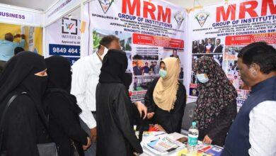 Photo of Day 1: Siasat Education Fair