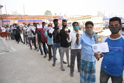 54.04% turn up to vote in 2nd phase of Bihar bypolls