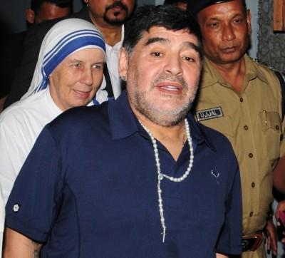 ALERT: Diego Maradona dies of heart attack at 60: Reports