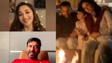 Photo of Diwali: Aamir Khan, Madhuri Dixit, Kareena Kapoor, others extend greetings
