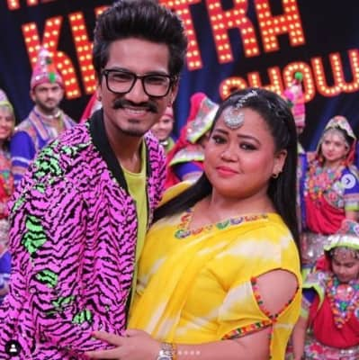 After Bharti Singh, NCB also nabs her husband Harsh in drugs case